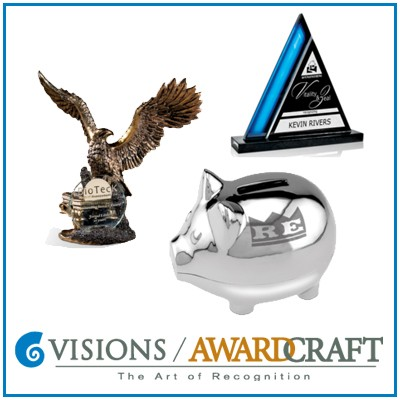 Visions Award Craft